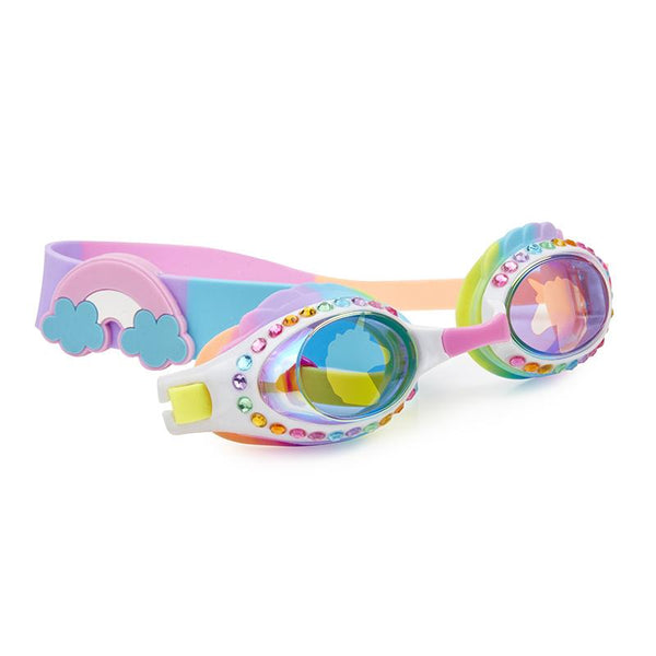 eunice the unicorn rhinestone goggles