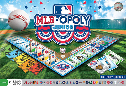 MLB opoly jr.