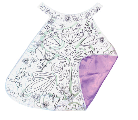 colour a cape fairy