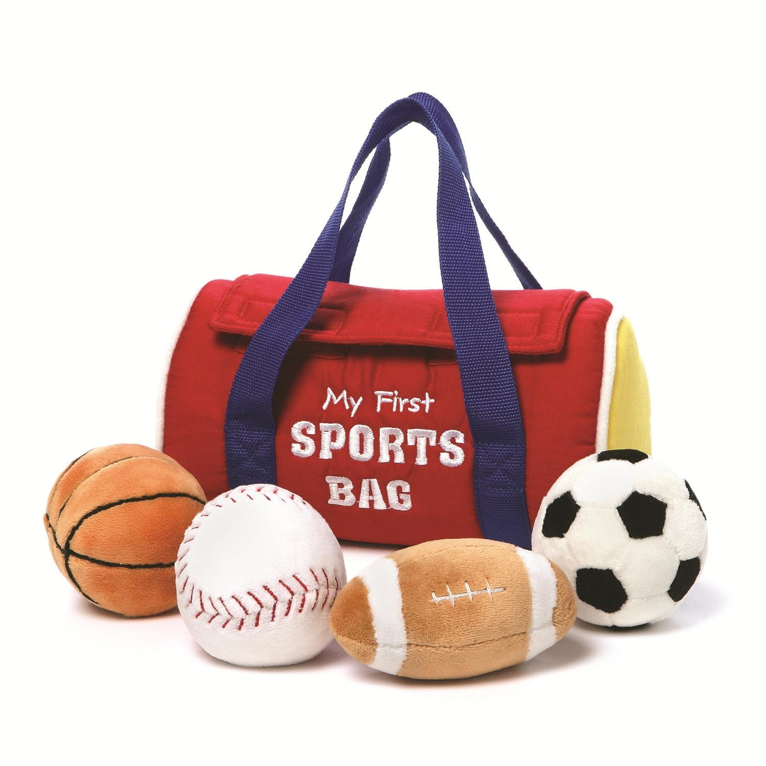 my 1st sports bag playset