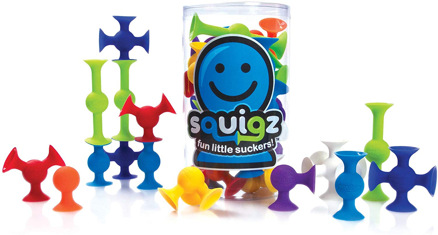squigz - 24 piece set