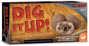 dig it up - dinosaur skeletons