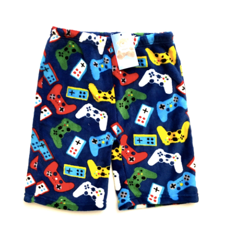 gamer fuzzie shorts