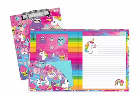 stationery clipboard set