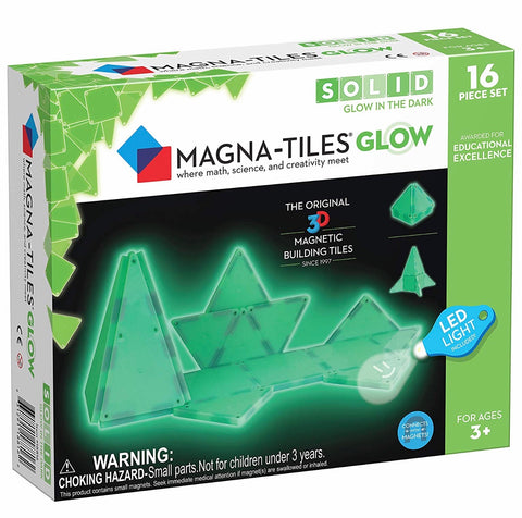 magna-tiles glow in the dark