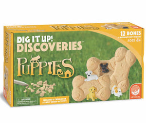 dig it up discoveries-puppies