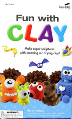 fun with clay
