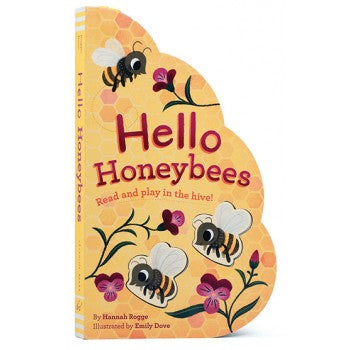 hello honeybees: read and play in the hive