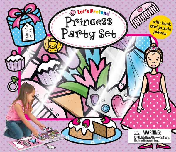 let's pretend: builder's tool kit, chef's kitchen, princess party, or firefighter