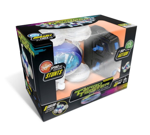 turbo twister blue - remote control car
