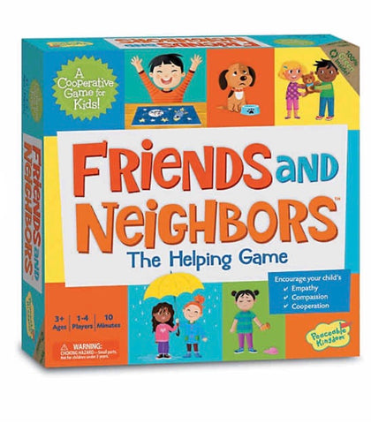 friends and neighbors - the helping game