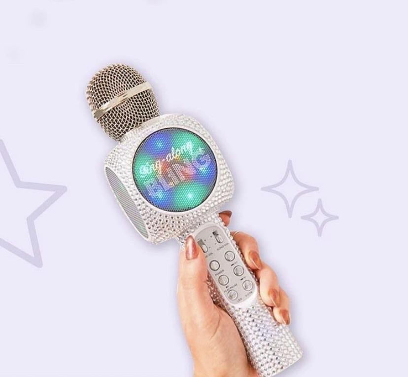 sing-along pro karaoke bluetooth microphone