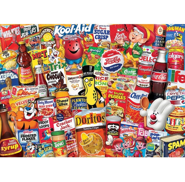 mom's pantry - 1000 piece puzzle