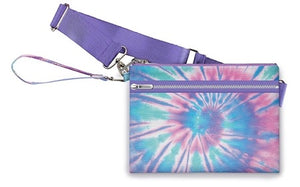 canvass 3 in 1 crossbody, pouch or belt bag