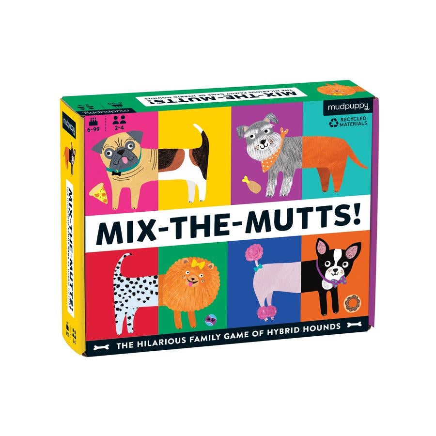 mix the mutts