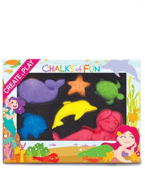 chalk critters and chalk of fun