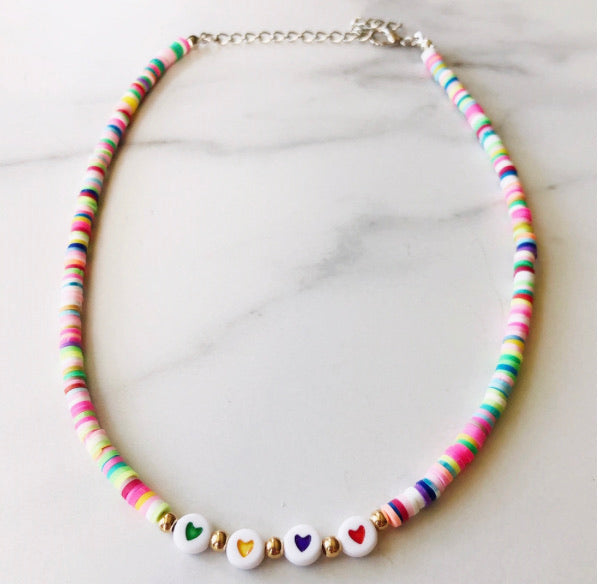heart - love necklaces