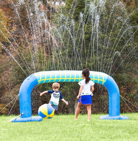 volleyball sprinkler