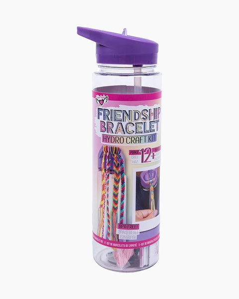 friendship bracelet hydro craft kit