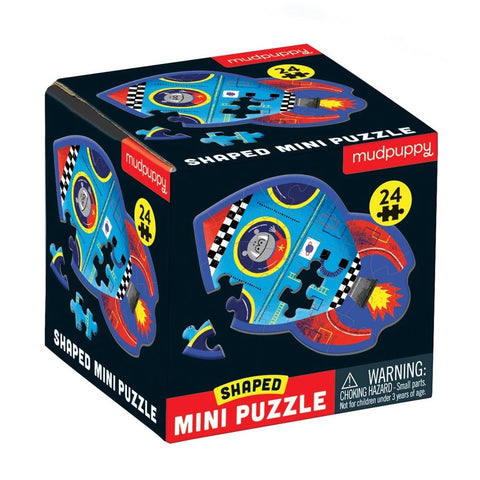 mini shaped puzzle