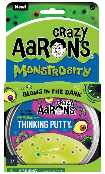 crazy aaron's thinking putty - monstrosity