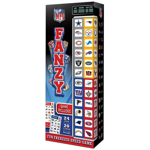 fanzy dice game - major league teams