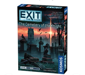 exit - the cemetery of the knight