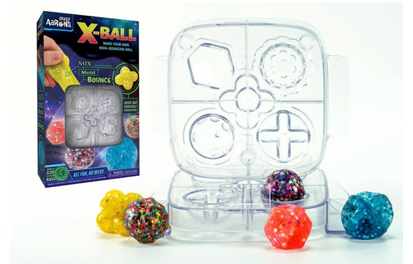 crazy aaron's x-ball kit