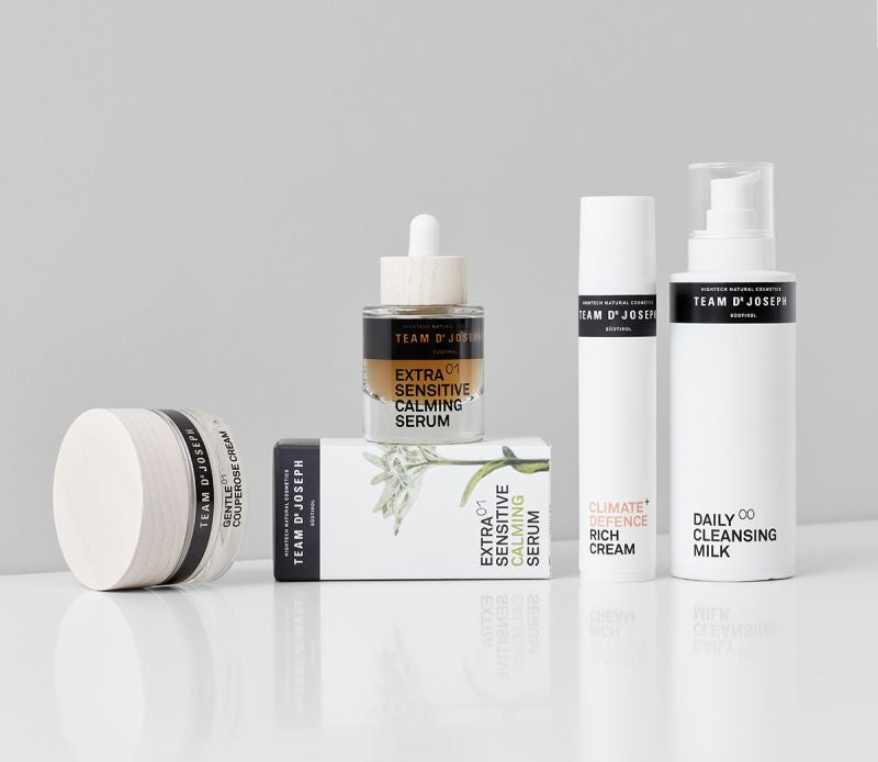 4er Pflege-Set The Sensitive Skincare Set PLUS