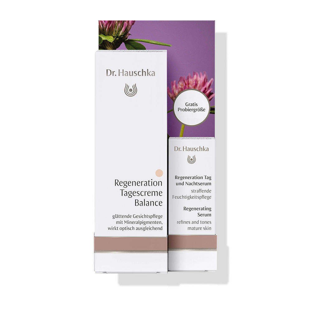 Dr.Hauschka On-Pack Regeneration Tagescreme Balance | Limited Edition