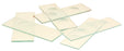 Eisco Labs Microscope Slides, With Triple Concavity, Pack of 10