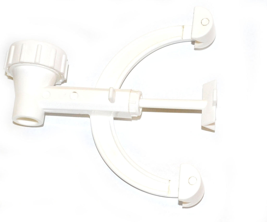 Eisco Labs Polypropylene Burette Clamp; Single