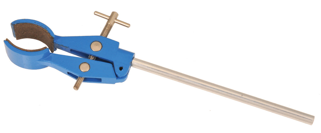 Eisco Labs Universal Clamp, 2 Prong, Cork Lined