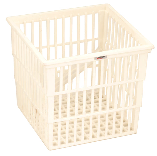 Eisco Labs Test Tube Basket, Polypropylene, 16x16x16cm