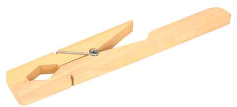 "10.25"" Wooden Test Tube holder (Clothespin) - hBARSCI"