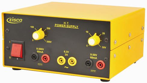 Power Supplies H. T.