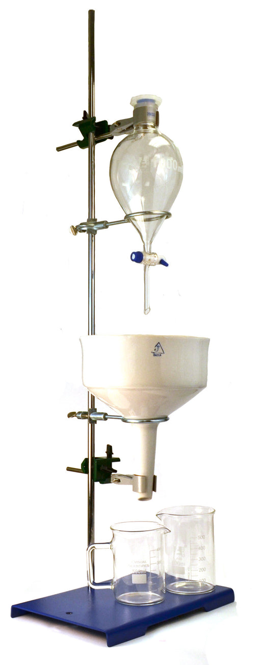 Scientific 1 Liter Ice Coffee Drip Brewer Kit, Less Than 1 Drip Per Second