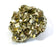 "Crystalline Pyrite, Approximately 2.5-3"" Length, 10-20mm Crystals, Single Piece"