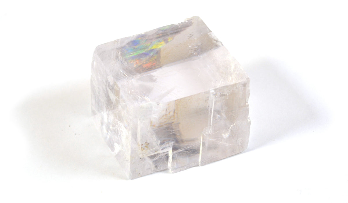 "Optical Calcite (Iceland Spar), Approximately 2-2.5"" Length, Single Piece"