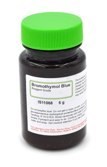 Bromothymol Blue Reagent, 5g - The Curated Chemical Collection