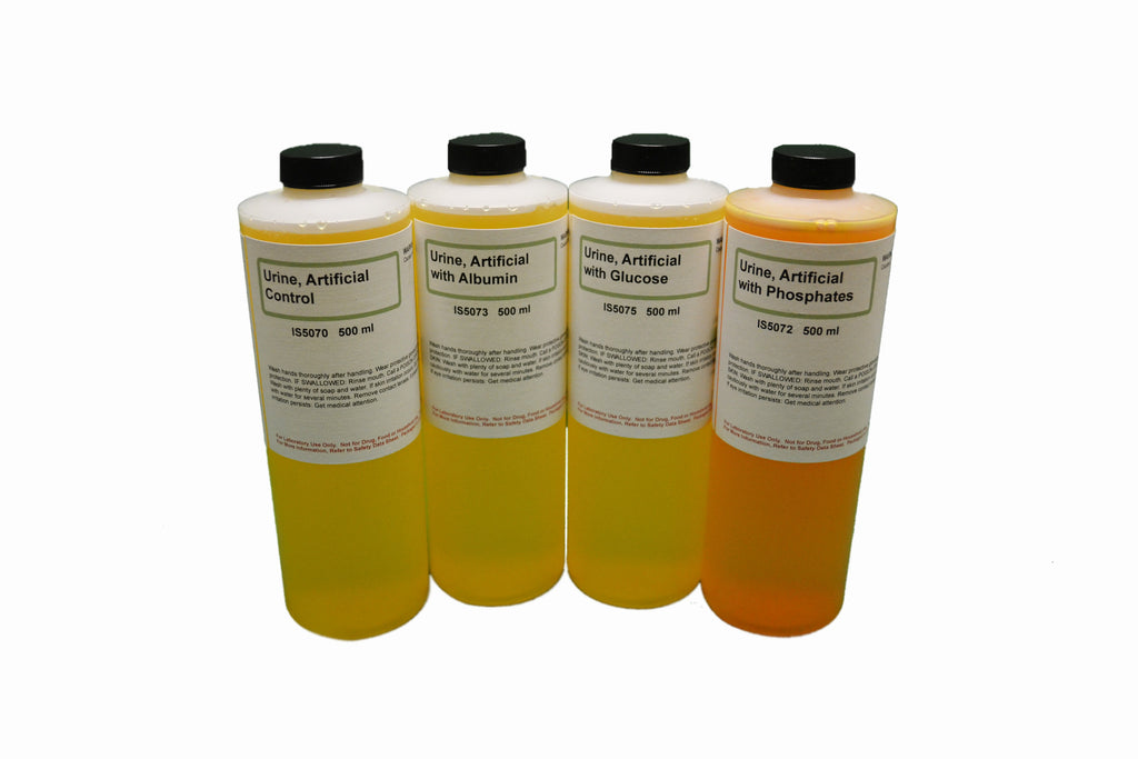 Innovating Science - Simulated Urine Set of 4