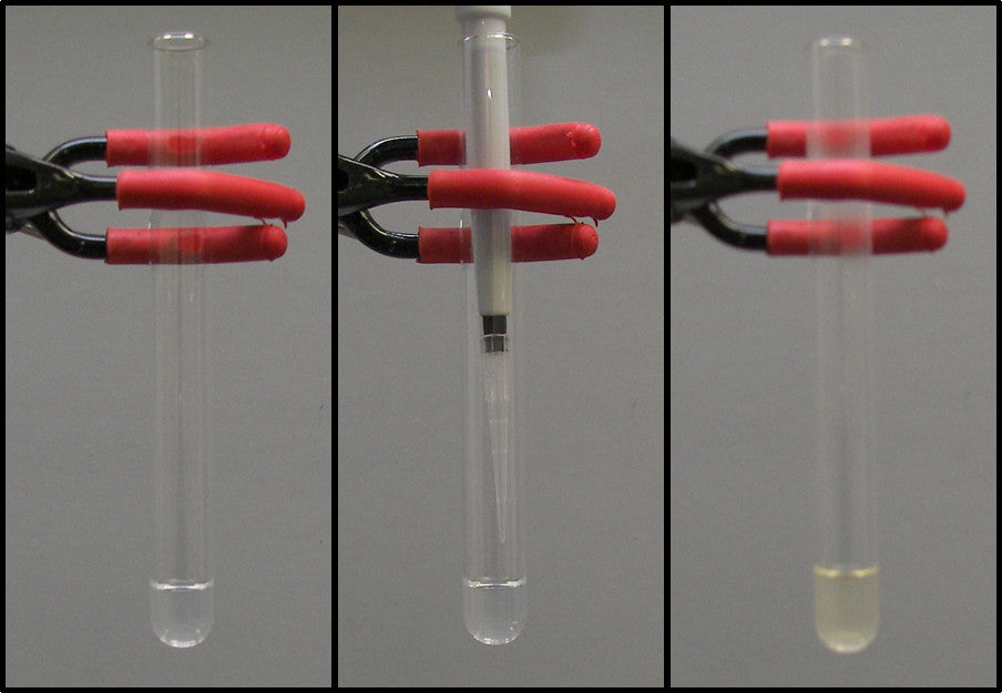 Innovating Science - Green Nanochemistry: Synthesis of Silver Nanoparticles Kit