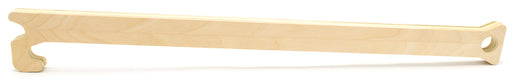 "Oven Rack Push Puller for Baking, Made in America 16.5"" L x 2.125"" H x 0.5"" W, unfinished American Birch Plywood"