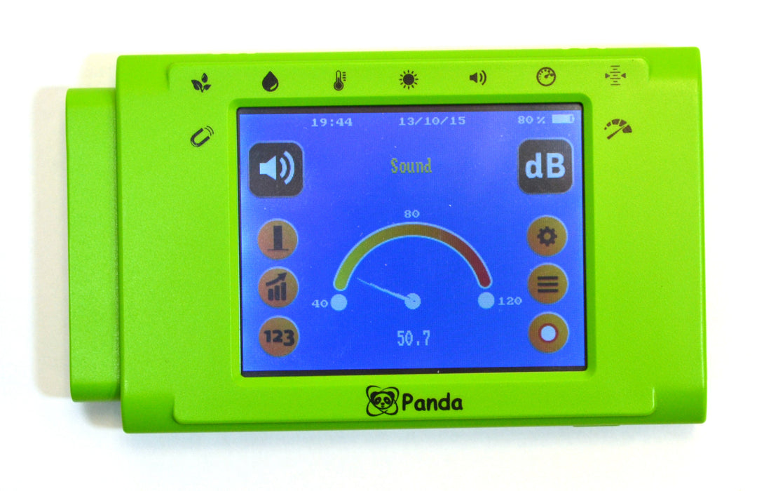 Neulog Panda - 9 Scientific Sensors and color touch screen for younger scientists