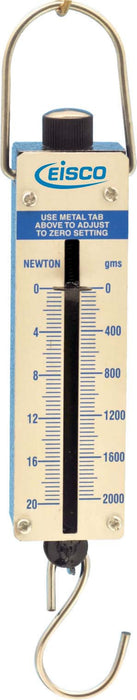Balances Spring – Dual Scale Metal 1000gm / 10N - hBARSCI