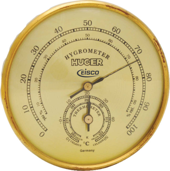 Thermo Hygrometer, Diameter 105mm