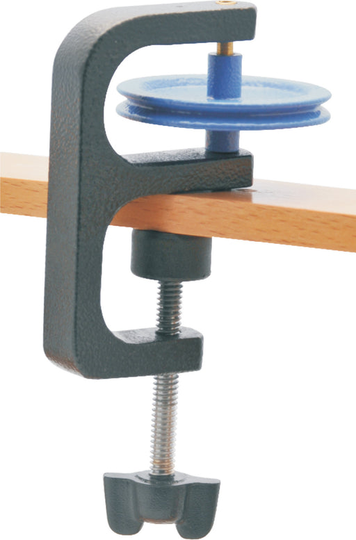 Eisco Labs Pulley Single - Bench mounting, Aluminium, 50mm diameter