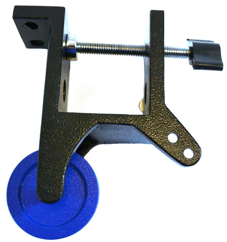 EISCO Medium Pulley with Universal Clamp