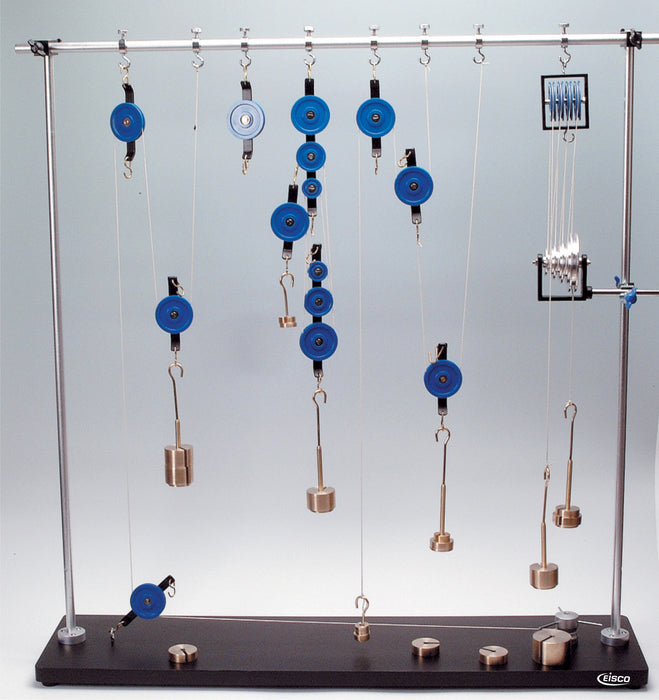 Advanced Pulley Demonstration Set - hBARSCI