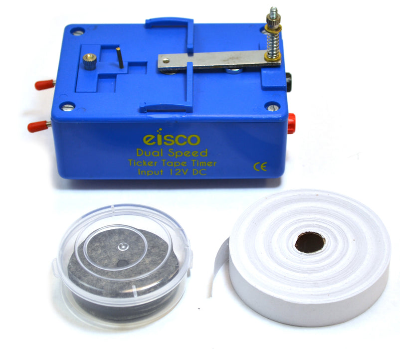 Eisco Labs 2 Speed Ticker Tape Timer Kit for Labs (No Power Supply Included)
